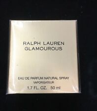 New Sealed Ralph Lauren Glamourous  Eau De Parfum For Women 1.7oz  Spray