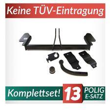 Für Opel Vectra C 4//5-Tür Anhängerkupplung starr+ESatz 13pol ABE