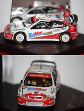 Norev Citroën Xsara WRC Bettega Memorial Rally 2008 K. Meeke 1/43 VS43242
