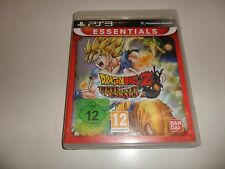 PlayStation 3 PS 3   Dragonball Z Ultimate Tenkaichi [Essentials]