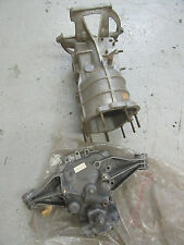 Porsche 914 914-6 911 sportomatic nos factory new transmission case & tail cover