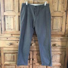 Men's Apolis Global Citizen Gray 34 Utility Chino Pants