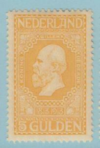 NETHERLANDS 100 MINT  HINGED OG * NO FAULTS EXTRA FINE !