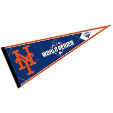 MLB New York Mets Licensed Ribbons /& Mini Pennants