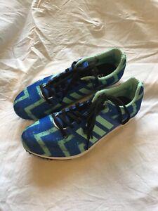 "adidas ""allroundstar"" running spikes UK5 worn twice only"