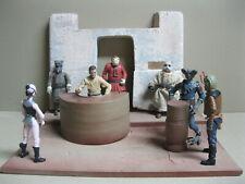 Star Wars Award Winning Custom Cast Cantina Bar Set Diorama Parts Free Shipping