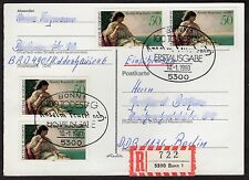 Art, Artists Used German & Colonies First Day Cover Stamps
