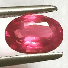 Natural 2.02 Carat Certified Unheated Pink Sapphire Genuine Loose Gemstone GIC