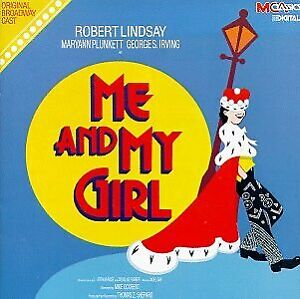 Robert Lindsay - Me And My Girl (Original Broadway Cast) [CD]
