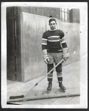 Vintage 1930's Johnny Gagnon Original Montreal Canadiens Team Used 8x10 Photo !