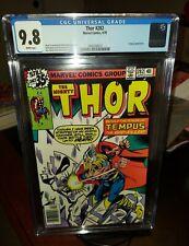 Thor #282 CGC 9.8  1st Appearance Time Keepers *Key App * Rare * Disney+ Loki