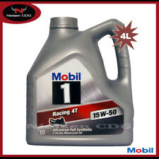 Mobil 4-Stroke Fully Synthetic Vehicle Engine Oils