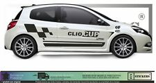 Renault CLIO CUP mk RS RACING Autocollant Graphic Decals 13 COULEURS