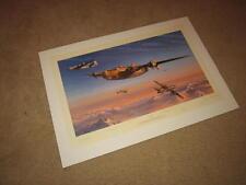 "WW2 USAAF Luftwaffe B-24 Me262 - "" End Game "" - Nicolas Trudgian - NICE!"