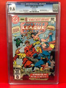 Justice League of America #183 CGC 9.6 DC Comics