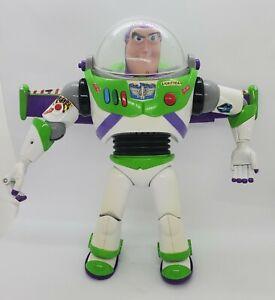 "Disney Pixar Hasbro Talking Buzz Lightyear 12"""