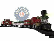 Train Lionel North Pole Central Ready To Play Set Train Track Christmas Tree New