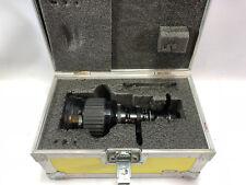 """Canon hj21x7.5b II HD Lens hj21x7.5b kll-SC 21x 2/3"""" cine zoom lens flightcased"""