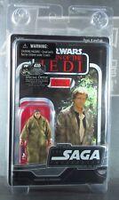 HAN SOLO 2006 Endor Trench Coat STAR WARS Saga Action Figure NEW Return o/t Jedi
