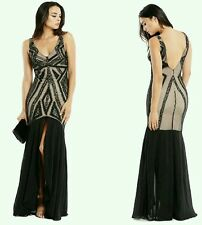 $478 GUESS BY MARCIANO PAULETTE GOWN MAXI DRESS