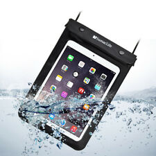 "Tablet Waterproof Pouch Bag Case Cover For iPad Mini 5 / 8"" Samsung Galaxy Tab A"