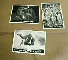 Topps 1966 3 Lost In Space Tv Series trading cards 27 54 55 wg