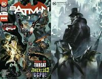 BATMAN #91 (2020) 1st Print Cover A + B SET DC Comics James Tynion JOKER WAR NM