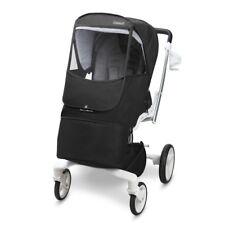 Manito Stroller Cover--Melange Beta Black
