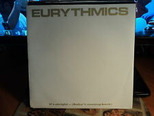 """Eurythmics """"It's Alright - (Baby's Coming Back)"""" Terrific Oz PS 7"""""""