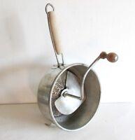 Vintage Foley Hand Crank Food Mill Masher Kitchen Primitive  FREE SH