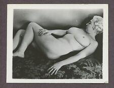 MAXINE ELLIS Harrison Marks Model UK Star Elaine Ecke 1950 ORIGINAL PHOTO B4025