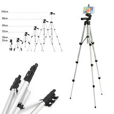 Professional Camera Tripod Stand Holder For iPad 2 3 4 Mini Air Pro Samsung +Bag