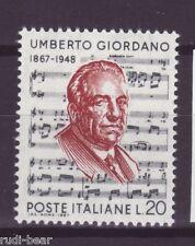 Italien Nr. 1241  **  Umberto Giordano