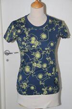 Original Tee shirt NIKITA  Mirach   Bleu et jaune   T : XS   neuf
