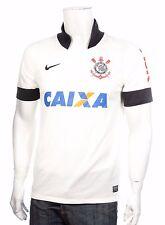 Nike S.C. CORINTHIANS Footblall Club Brasil Jersey/Shirt Season 2013 CAIXA M