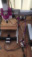 Homemade 3d Printed Mini CNC Engraving Hobby PCB Milling Machine