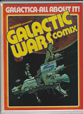 GALACTIC WARS COMIX HI GRADE 9.0 COSMIC COVER GEM