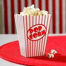 More details for 80 pcs party popcorn boxes retro cinema party favour treat boxes birthday party