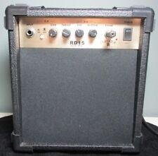 Euc Indiana Guitar Company Rd15 10 Watt Electric Guitar Amplifier