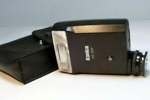 Konica Minolta HX-18W Flash for Hexar RF cameras