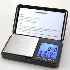 BALANCE ELECTRONIQUE ECRAN TACTILE TS 100gr  Précision 0,01gr