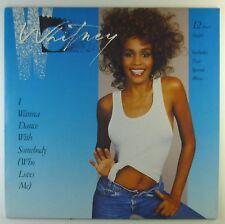 "12"" Maxi - Whitney Houston - I Wanna Dance With Somebody (Who Loves Me) - C1086"