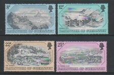 Guernesey - 1982, Vieux Imprimés, 2nd Series Ensemble - MNH - Sg 249/52
