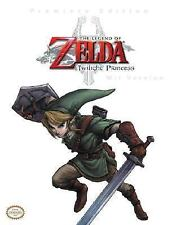 The Legend of Zelda: Twilight Princess, Wii Version [Prima Authorized Game Guide