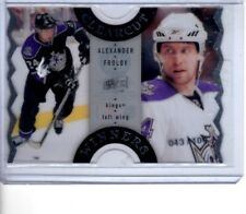 2007-08 Upper Deck Clearcut Winner #CCW62 Alexander Frolov #043/100