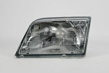 Mercedes SL R129 89-01 Clear Headlight Headlamp Left Passenger Near Side N/S OEM