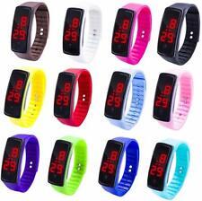Reloj de pulsera Digital deportivo con LED Niños Niño Niñas Hombres Mujeres Niños Regalos Presentes
