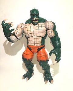 Killer Croc Custom Marvel Legends DC Universe Figure killer croc 10 inch Figure