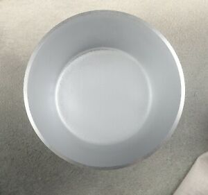 Round Loaf Pan Aluminum Baking Mold for Russian Easter Cake
