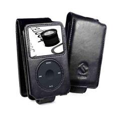 Cover e custodie neri Per iPod Classic in pelle per lettori MP3